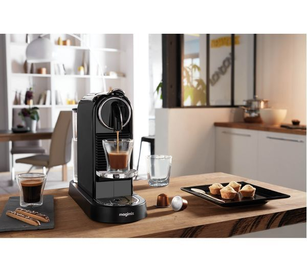 Which best Nespresso coffee machine? NESPRESSO by Magimix CitiZ Coffee Machine