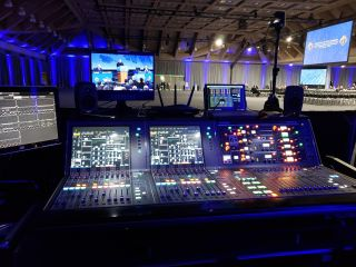 Knights of Columbus Supreme Convention Uses Yamaha PM7