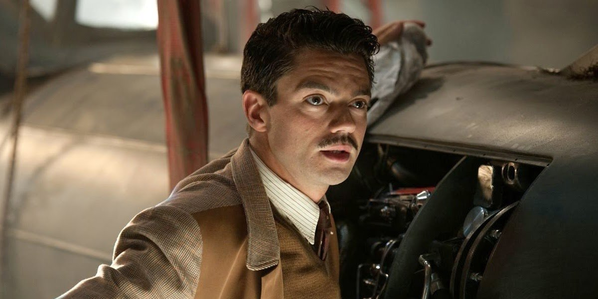Dominic Cooper in Captain America: The First Avenger