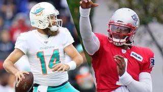 Dolphins vs Patriots live stream