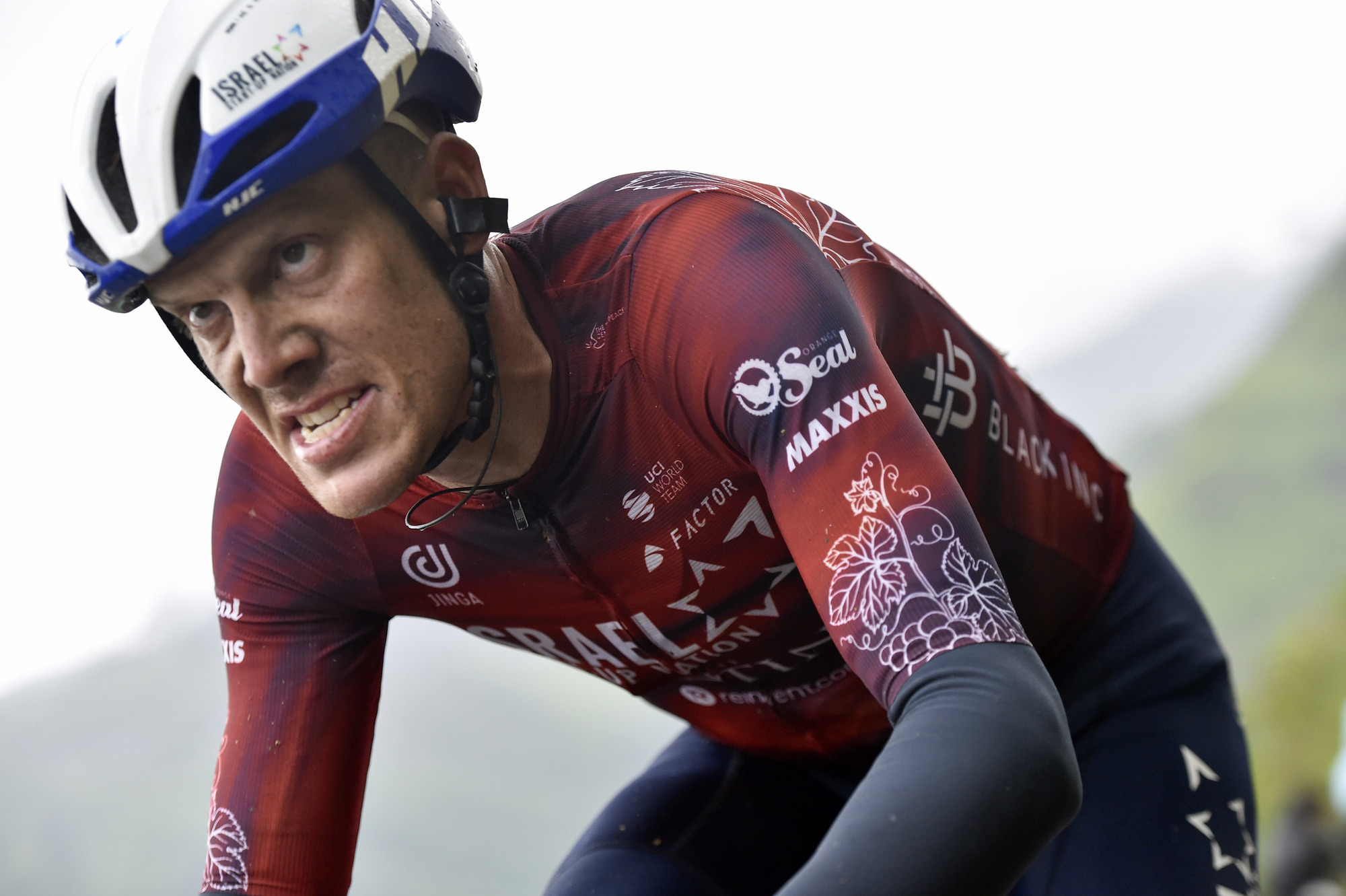 Giro d'Italia 2021 - 104th Edition - 4th stage Piacenza - Sestola 187 km - 11/05/2021 - Alessandro De Marchi (ITA - Israel Start-Up Nation) - photo Tommaso Pelagalli/BettiniPhoto©2021
