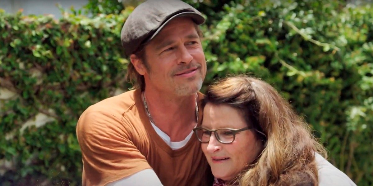 Brad Pitt Celebrity IOU HGTV