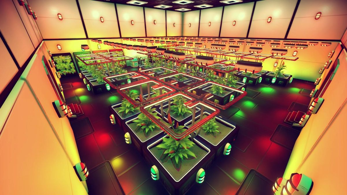 No Man's Sky has its very own narcotics empire, and we met its Heisenberg