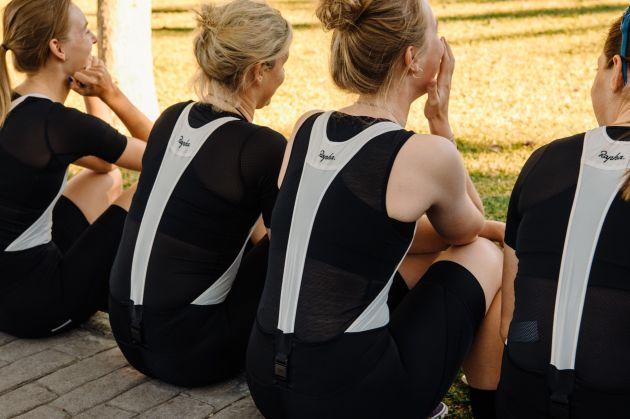 Rapha launches new detachable women's bib shorts