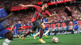 FIFA 22 problems on Xbox Series S