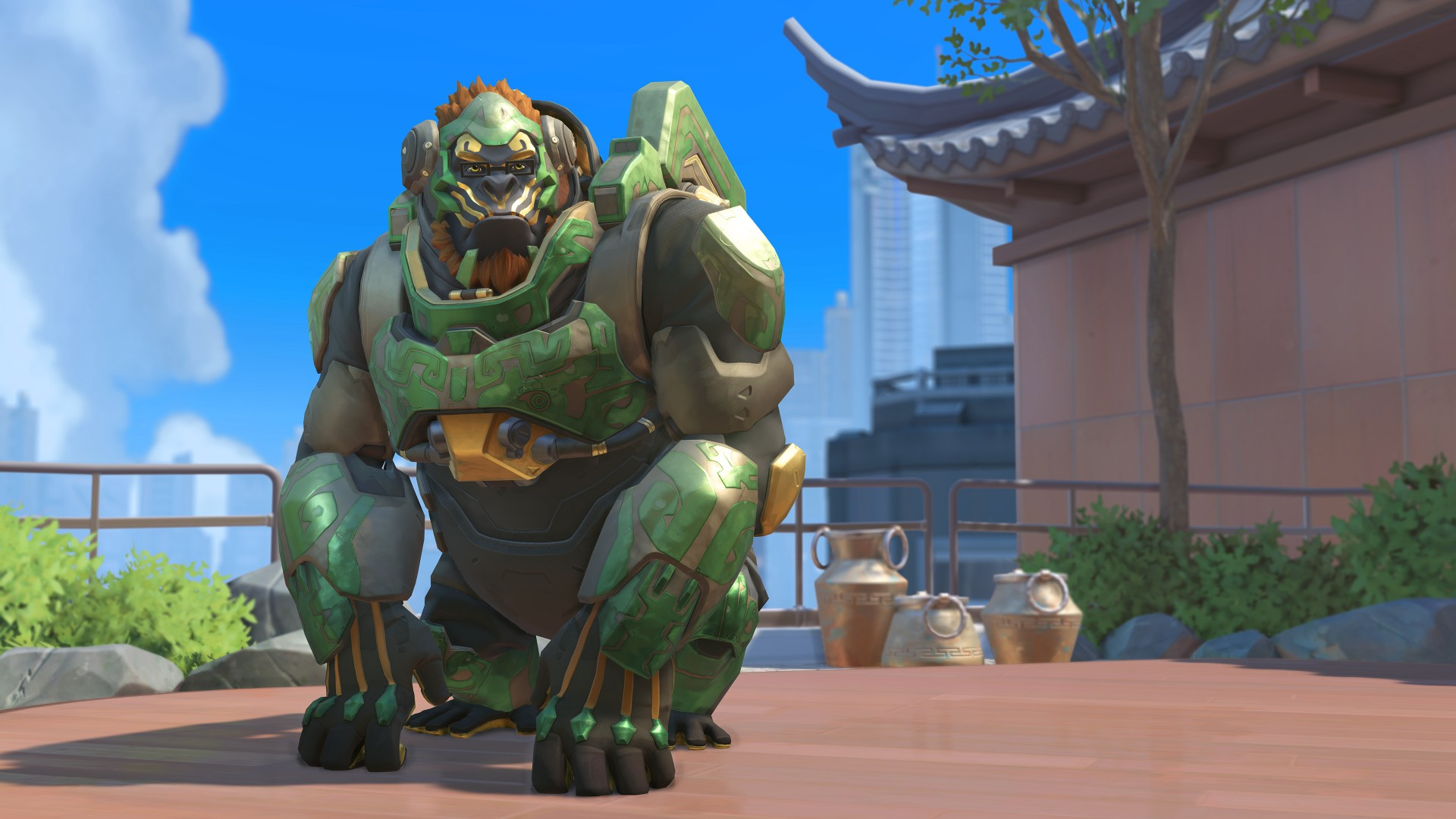 Tanks may go by a very different name in Overwatch 2