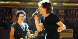 Keith Richards Just Threw Serious Shade At Mick Jagger
