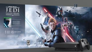 Xbox One X deal! Get the console with Star Wars Jedi Fallen Order for $349