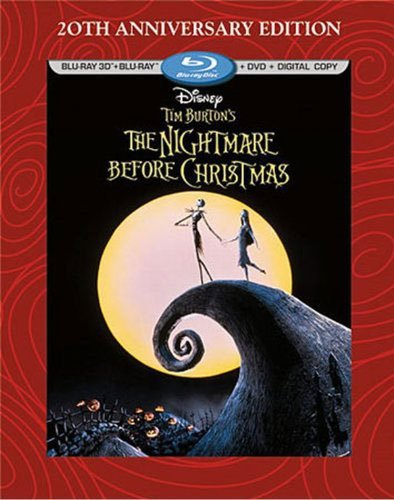 The Nightmare Before Christmas Will Hit Blu-ray And DVD ...