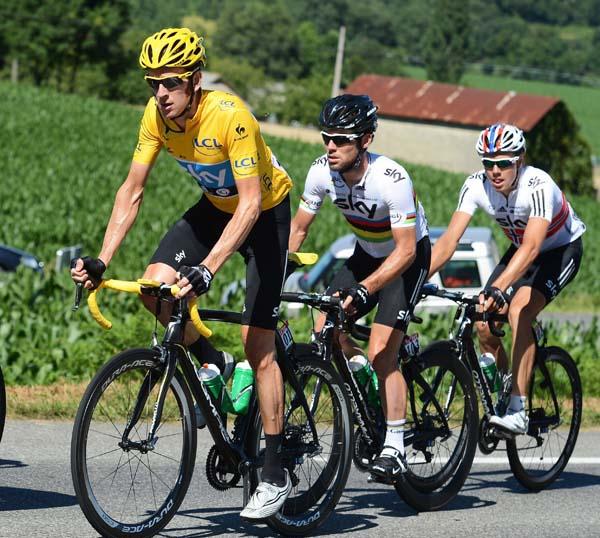 Bradley Wiggins, Tour de France 2012