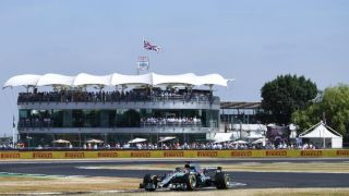 stream f1 live from the British grand prix
