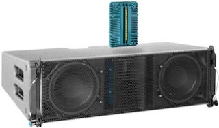 Alcons Shows LR18 Line Array at InfoComm