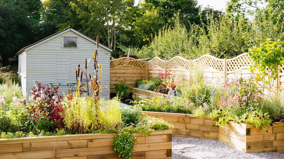 Low Maintenance Garden Ideas 29 Stylish Ways To Create An Easy Care Plot Gardeningetc