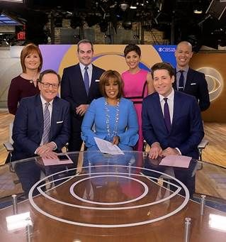 Cbs News Names Correspondents Team For Cbs This Morning Broadcasting Cable