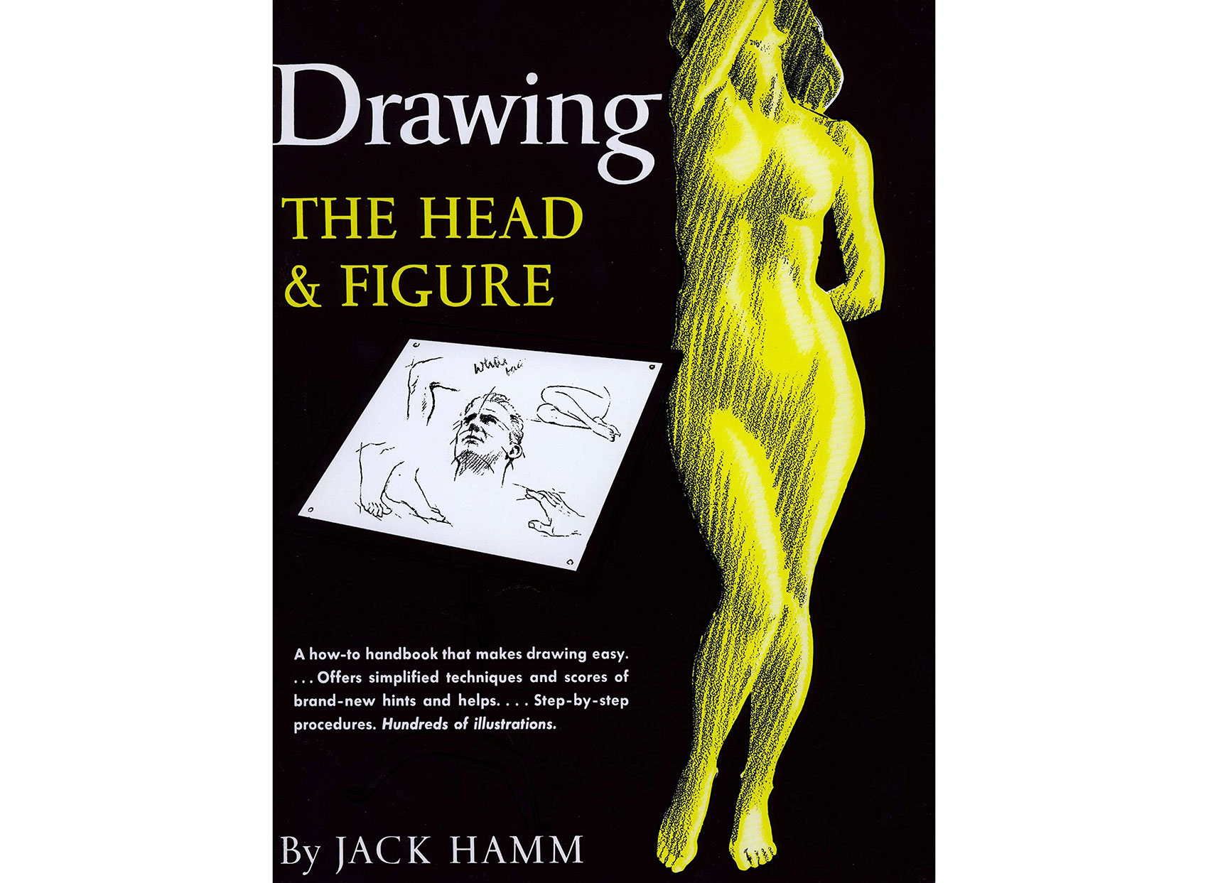 Best drawing books: Drawing the head and figure