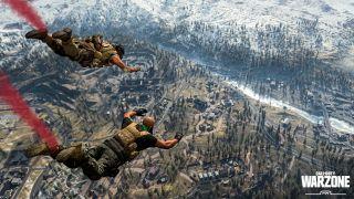 Call of Duty Warzone vs. Fortnite