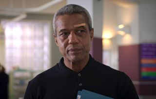 Holby City Ric Griffin