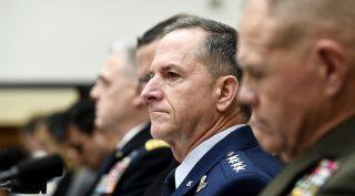 Air Force Chief of Staff Gen. David Goldfein