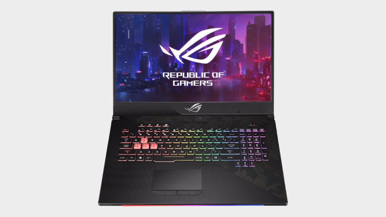Get $350 off Newegg's Asus ROG Strix SCAR II gaming laptop for the next 7 days | PC Gamer