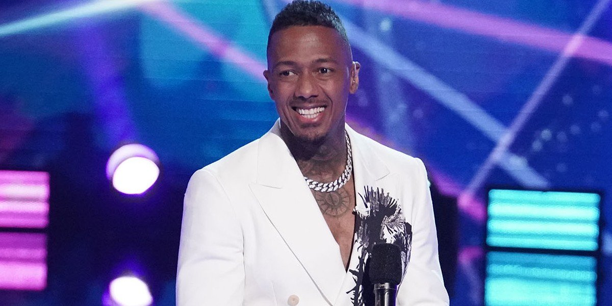 Nick Cannon looking great The Masked Singer Fox