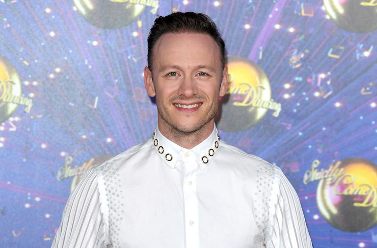 kevin clifton strictly return
