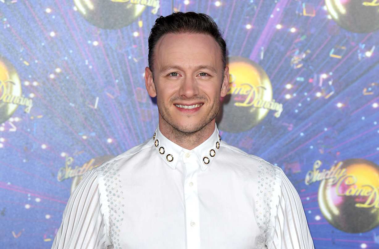Kevin Clifton returned to Strictly Come Dancing last night – here's why
