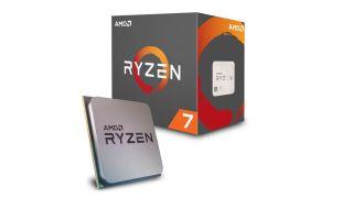AMD Ryzen 7 box