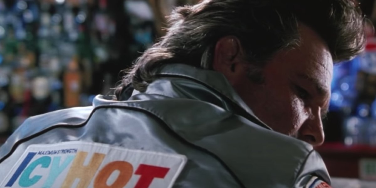 Kurt Russell in Death Proof