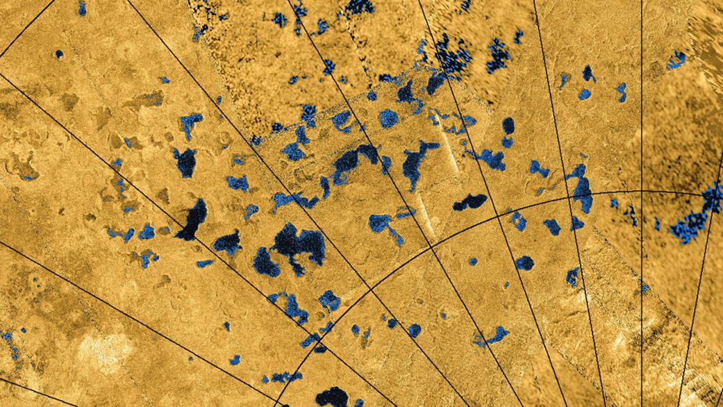 Saturn's Moon Titan May Have 'Phantom Lakes' and Caves