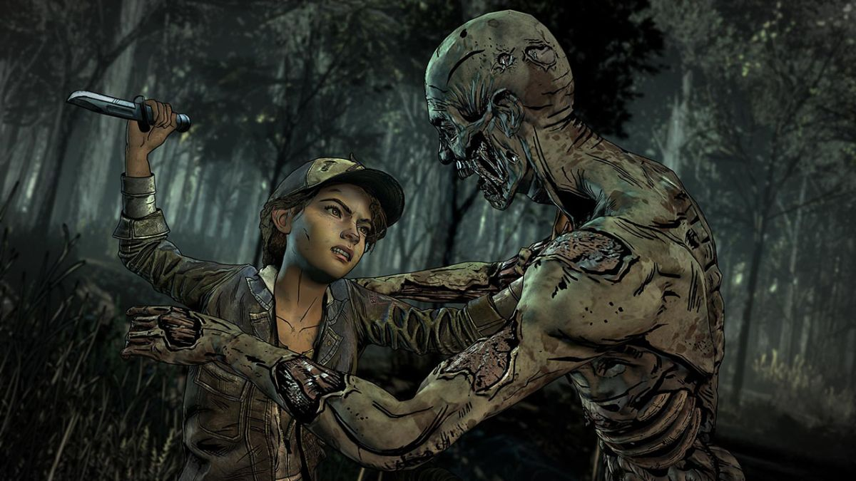 Skybound promises 'our absolute intention to complete Telltale's The Walking Dead with the people who have brought it this far'
