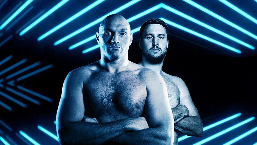 How to watch Fury vs Wallin: live stream tonight's boxing online from anywhere