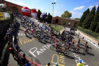 Giro dell Emilia 2020 103rd Edition Casalecchio di Reno San Luca 1997 km 18082020 Scenery photo Luca BettiniBettiniPhoto2020