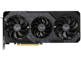 The Asus 5600 XT TUF X3 Gaming graphics card will be out soon.