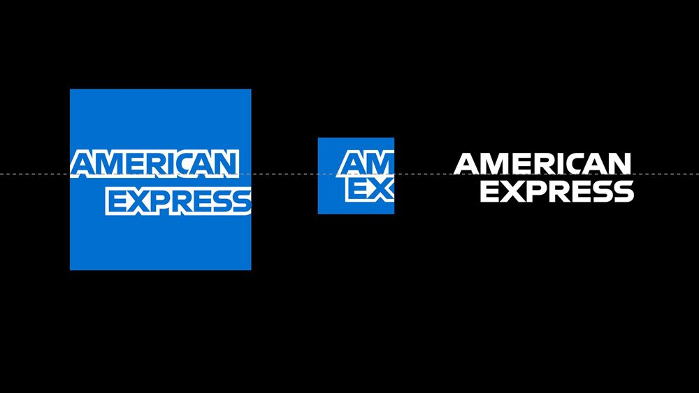 American Express reveals new brand identity  Creative Bloq