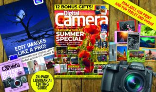DCam 245 new issue bundle image