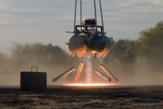 Lunar Lander Teams Throttle Up for Cash