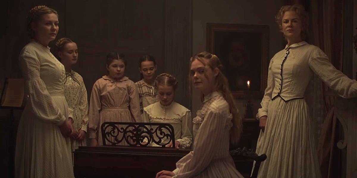 The Cast of The Beguiled (2017)