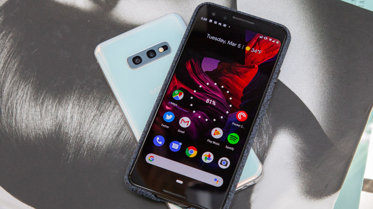 Samsung Galaxy S10e — Full Review and Benchmarks | Tom's Guide