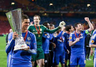 Soccer – UEFA Europa League Final – Benfica v Chelsea – Amsterdam Arena