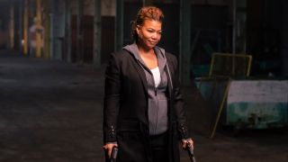 Queen Latifah as Robyn McCall in CBS's 'The Equalizer'