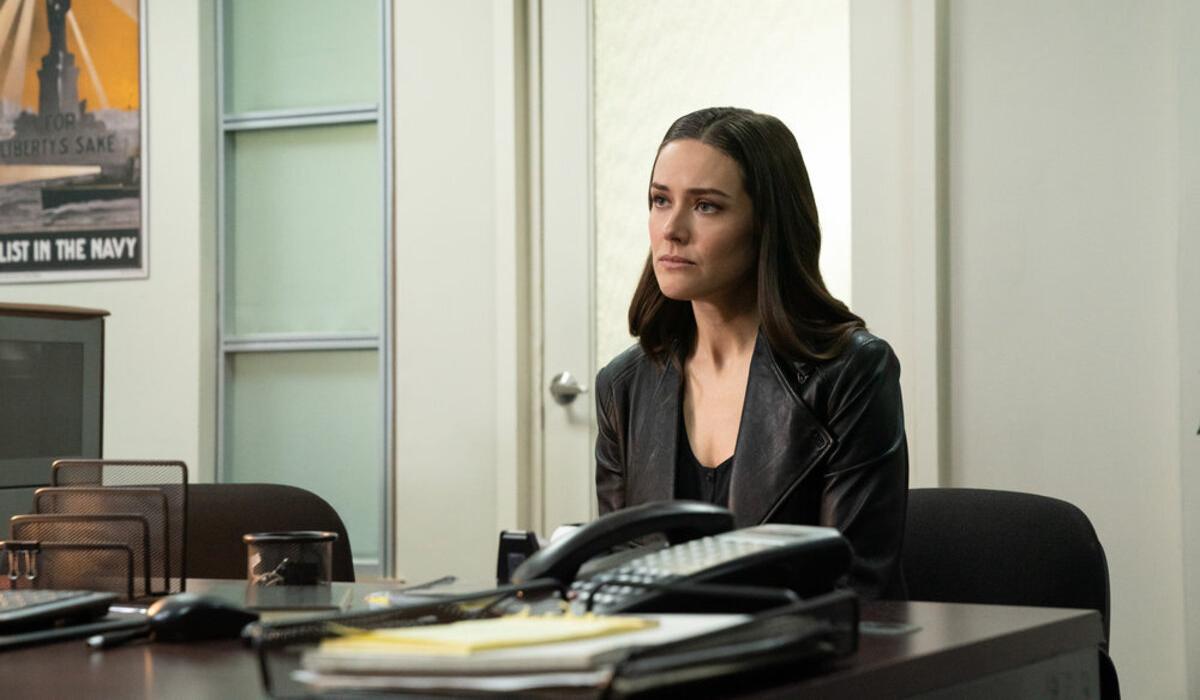 The Blacklist Megan Boone Elizabeth Liz Keen NBC