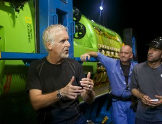 james Cameron dive, james Cameron submarine, expedition to mariana trench, deepest place on earth, deep-sea exploration, deep sea news, earth
