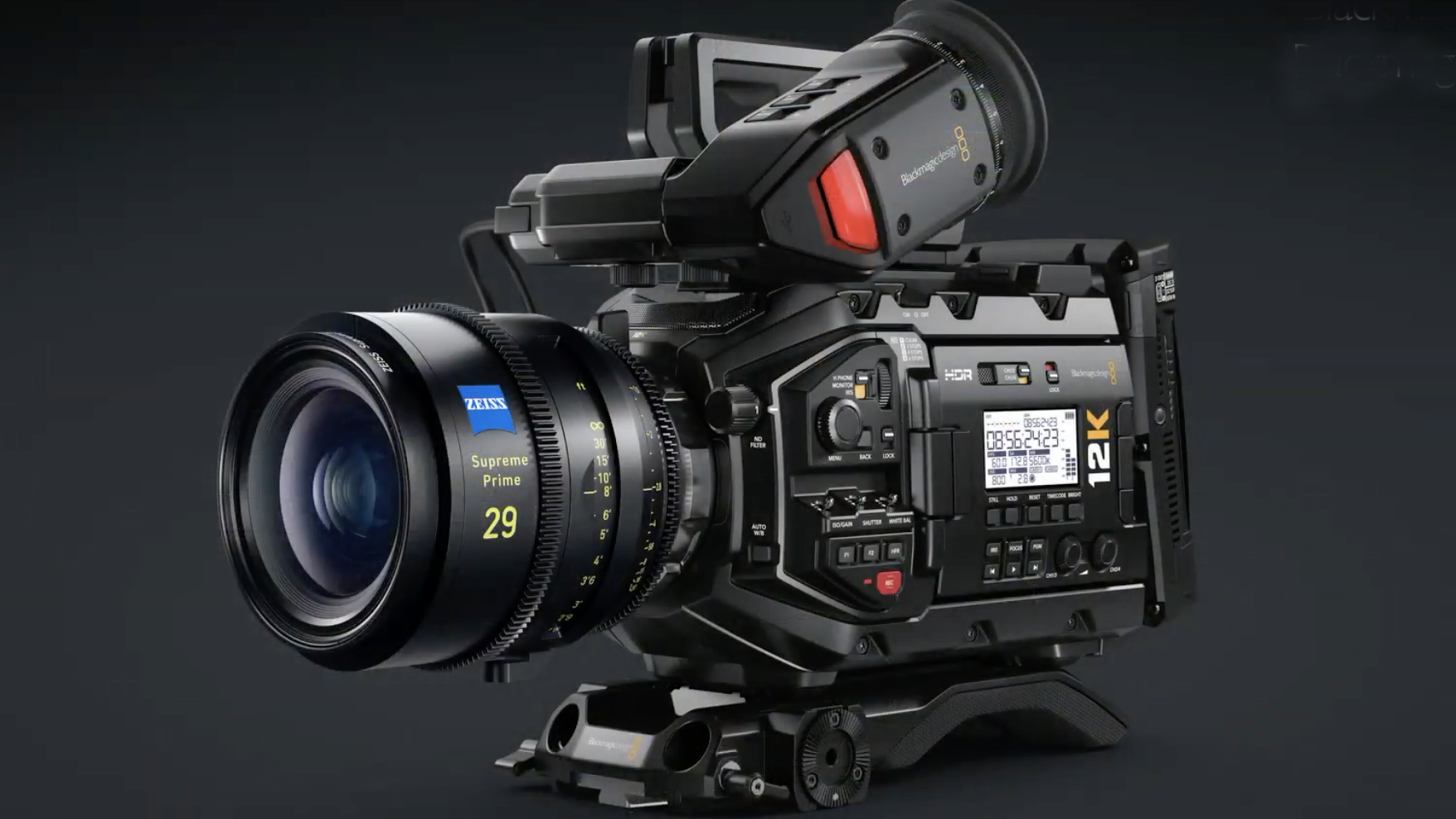 Wow Blackmagic 12k Camera Makes Stunning Entrance And The Price Is Amazing Too Digital Camera World