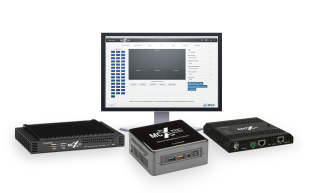 Black Box MCX AV-over-IP Solution