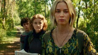 Emily Blunt stars in 'A Quiet Place II'