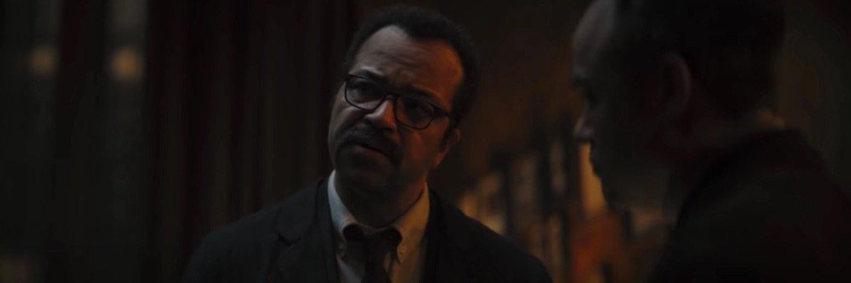 Jeffrey Wright in The Batman