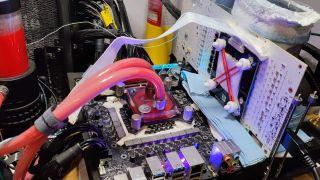 Galax RTX 3080 Ti OC Lab Edition -- 2.8GHz OC