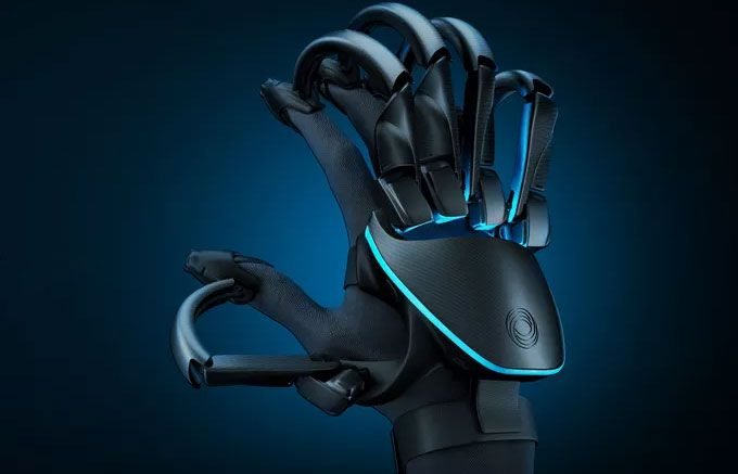 This VR glove aims to bring the sense of touch to virtual objects