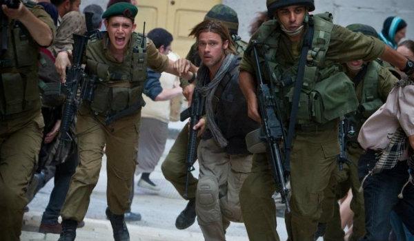World War Z Israel