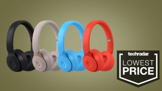 noise cancelling headphones deals sales Beats Solo Pro